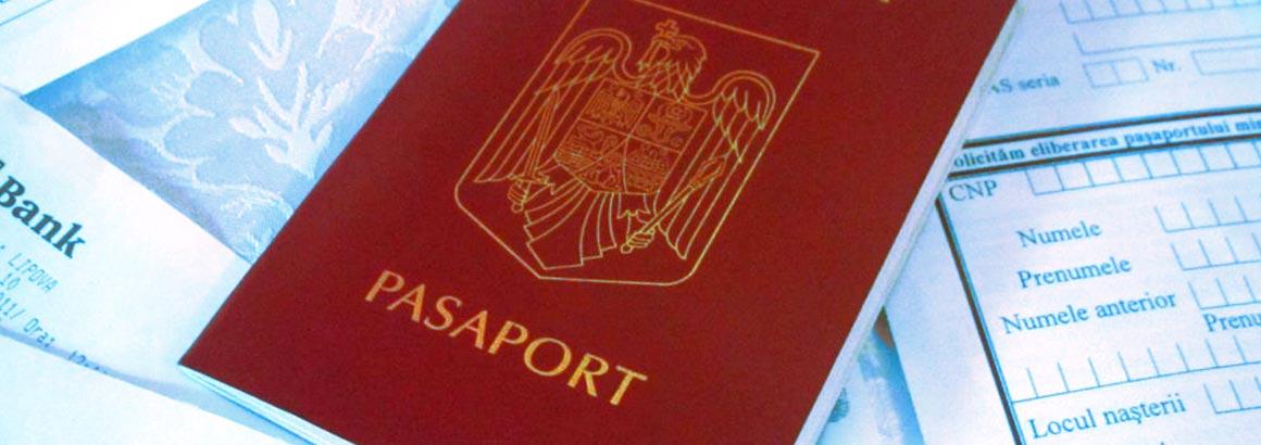 Noile reglementări legislative privind pașapoartele, în vigoare din 20 iulie 2018