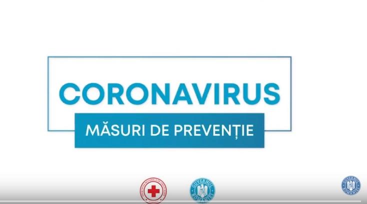 CORONAVIRUS INFORMAȚI-VĂ DIN SURSE OFICIALE