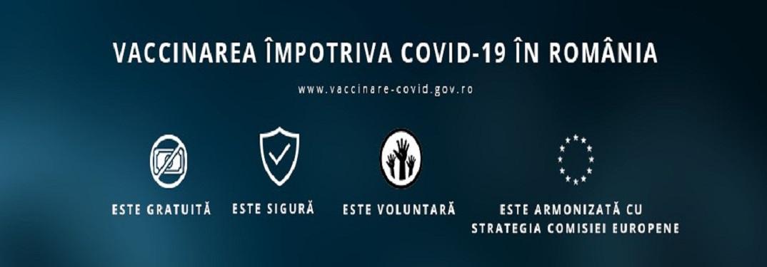 Vaccinarea împotriva COVID-19 în România